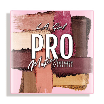 LA Girl USA PRO Eyeshadow Palette GES432 Mastery