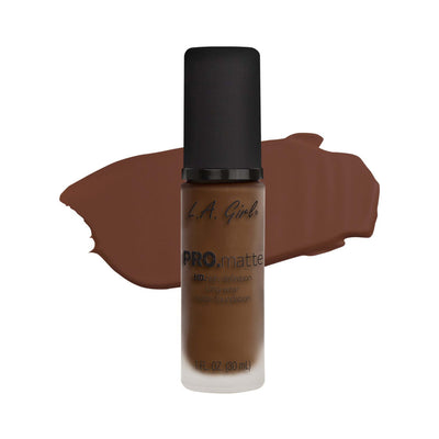 LA Girl PRO Matte Foundation Chestnut GLM722