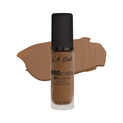 LA Girl PRO Matte Foundation Deep Tan GLM719
