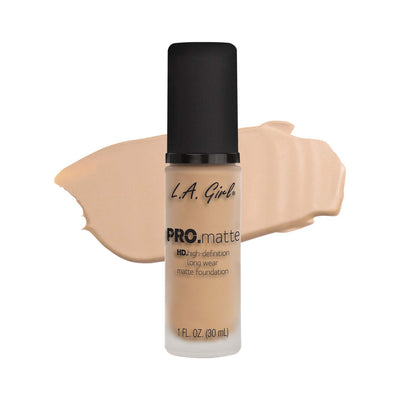 LA Girl PRO Matte Foundation Nude GLM716