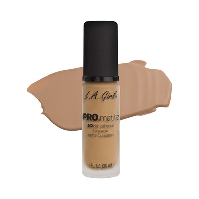 LA Girl PRO Matte Foundation Sandy Beige GLM718
