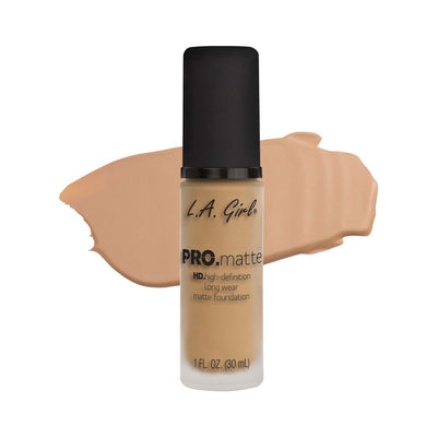 LA Girl PRO Matte Foundation Soft Beige GLM717