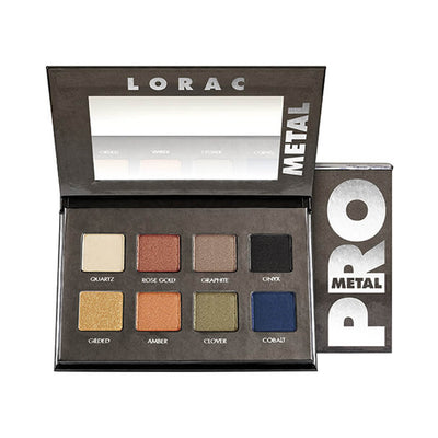 LORAC PRO Metal Eye Shadow Palette