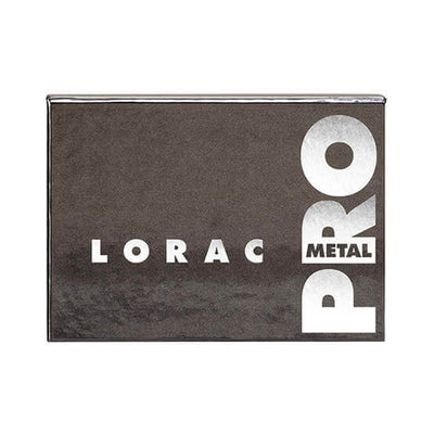 LORAC PRO Metal Eye Shadow Palette Closed