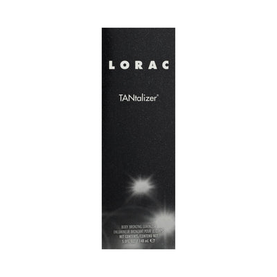 LORAC TANtalizer® Body Bronzing Luminizer Original Package