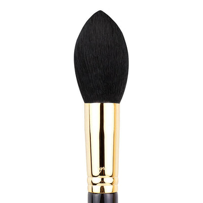 Sigma Beauty F25 Tapered Face Brush Gold