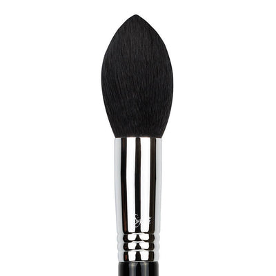Sigma Beauty F25 Tapered Face Brush Chrome