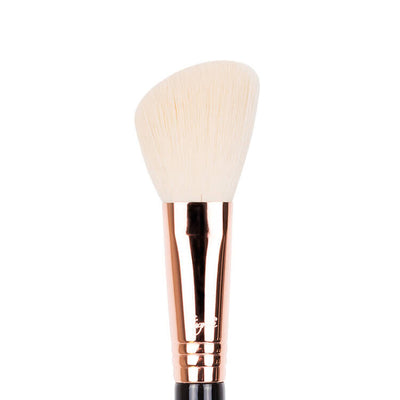 Sigma Brush F40 Large Angled Contour Copper