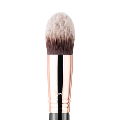 Sigma Beauty F86 Tapered Kabuki Brush Copper
