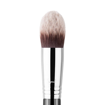 Sigma Beauty F86 Tapered Kabuki Brush Chrome