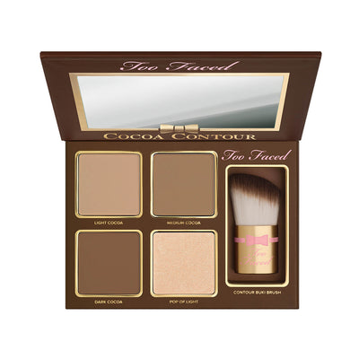 Too Faced Cocoa Contour Chiseled to Perfection Open