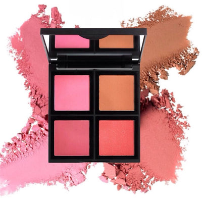 E.L.F -  Studio Blush Palette - 4 Blushes