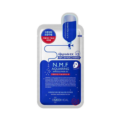 Mediheal N.M.F Aquaring Ampolue Mask EX 10 Sheets
