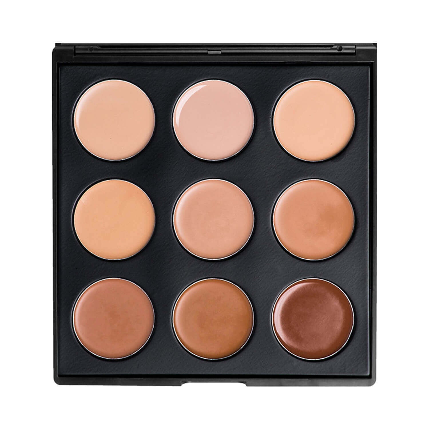 Morphe Cosmetics 9FC Color Cool Foundation Palette