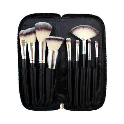 Morphe Cosmetics SET 502 9 Piece Deluxe Vegan Brush Set