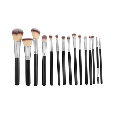 Morphe Cosmetics SET 697 15 Piece Vegan Pro Brush Set