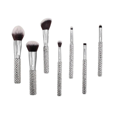 Morphe Cosmetics SET 900 That Bling Set 7 Piece Limited Edition Brush Set Line Up