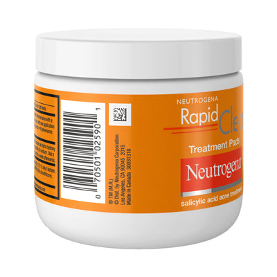 Neutrogena Rapid Clear Maximum Strength Acne Treatment Pads 60 Count