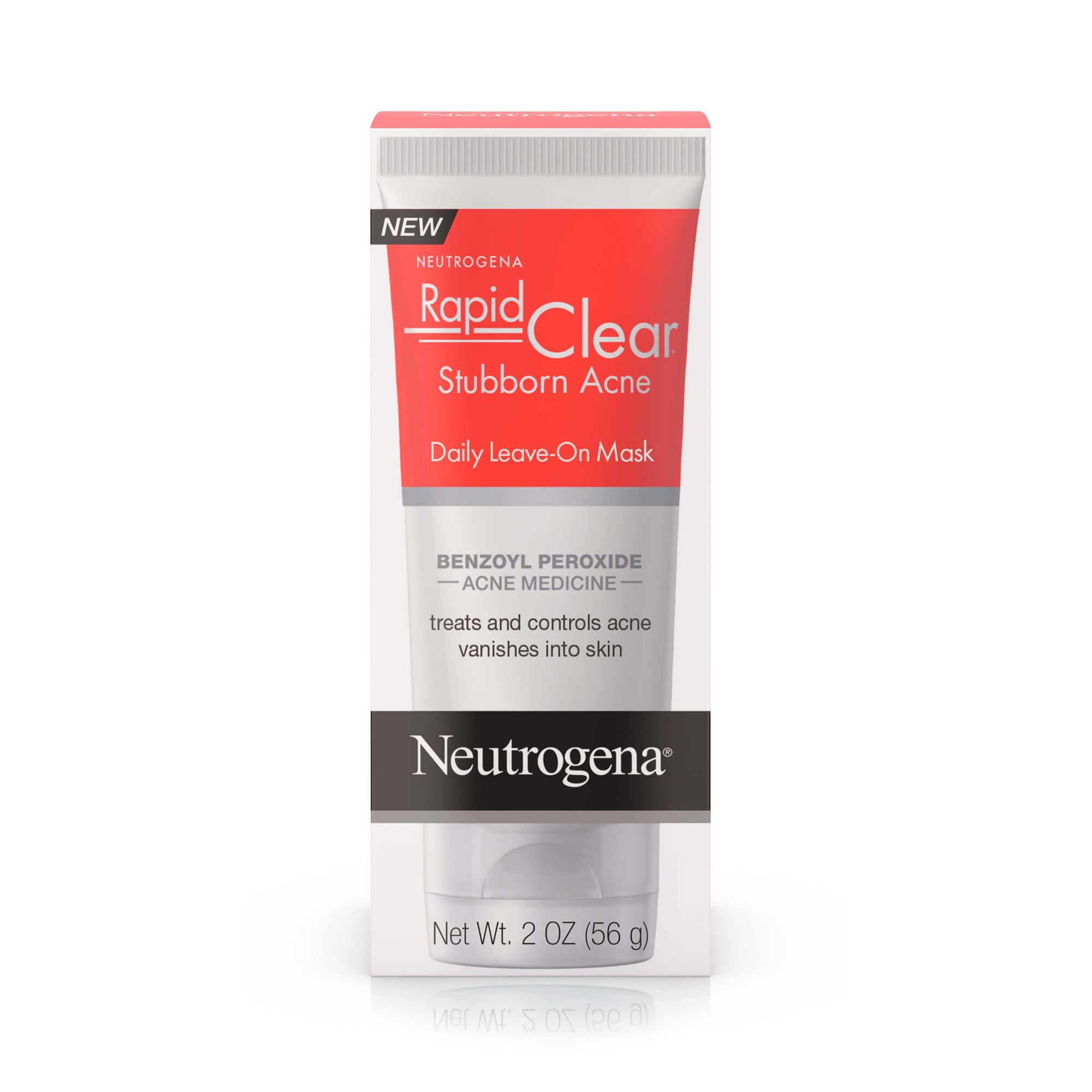 Neutrogena Rapid Clear Stubborn Acne Daily Leave-On Mask