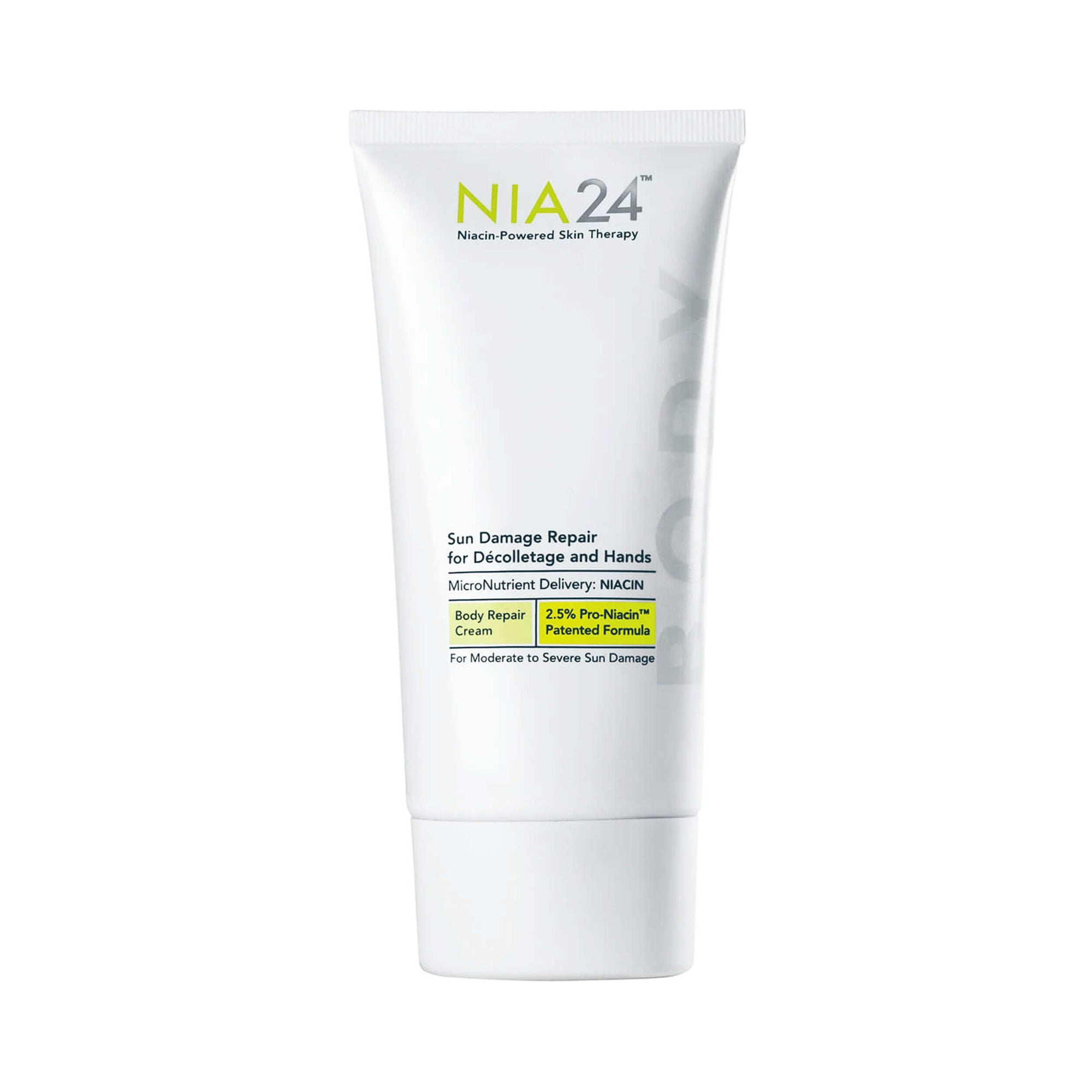 Nia 24 Age Recovery for Decolletage and Hands 150 mL