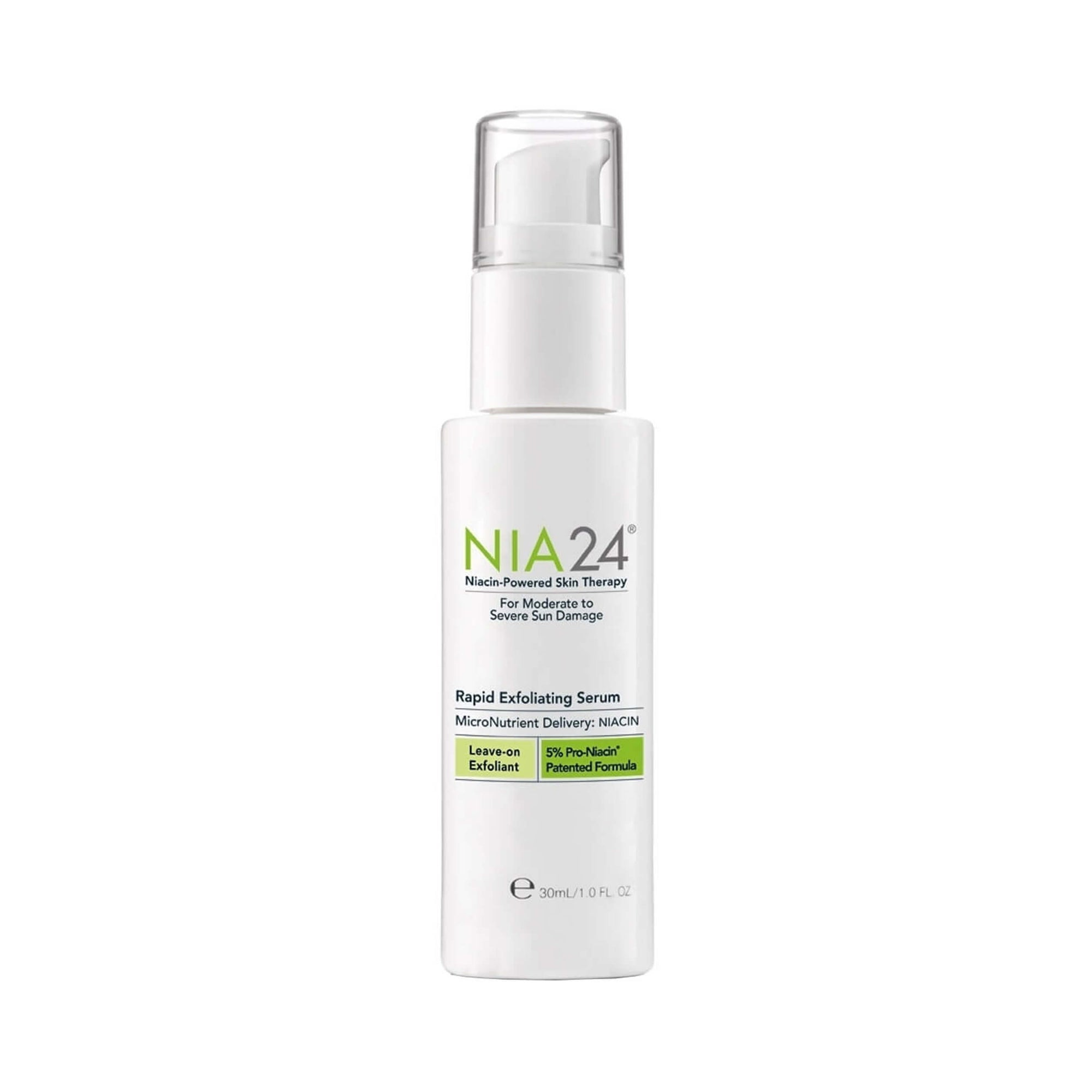 Nia 24 Rapid Exfoliating Serum 30 mL