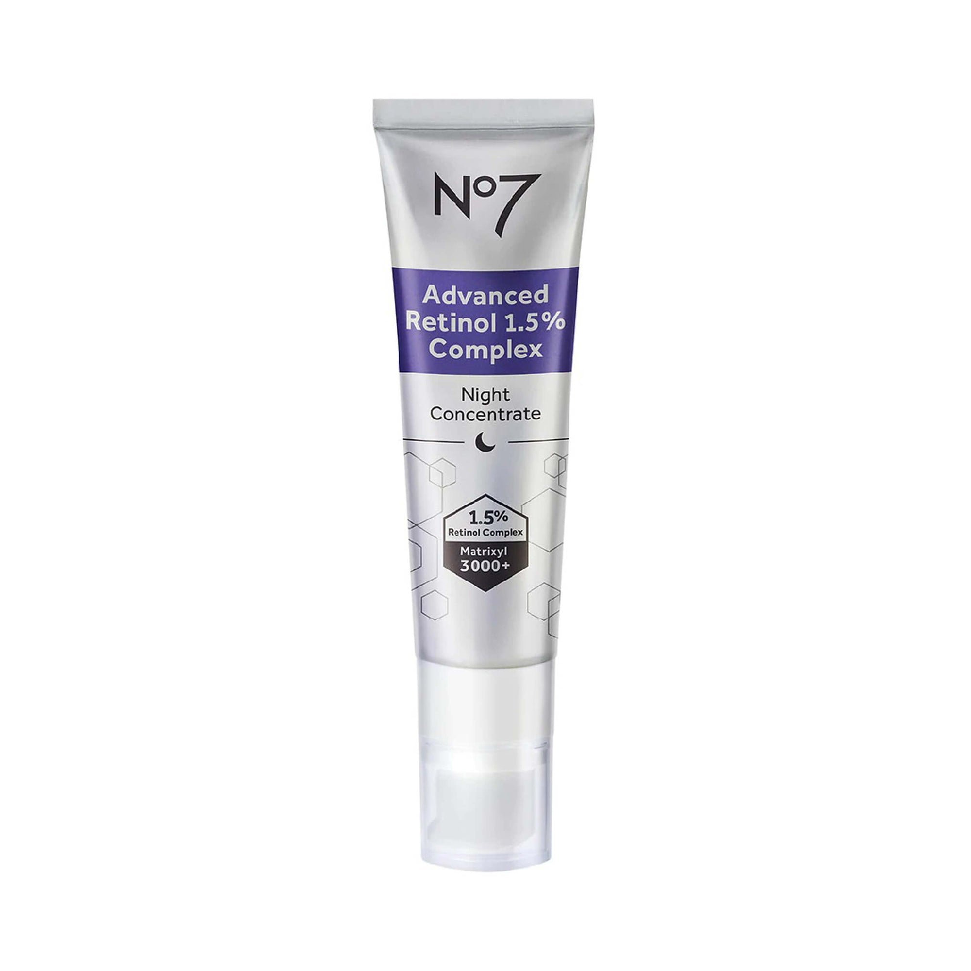 No7 Advanced Retinol 1.5% Complex Night Concentrate 30 mL