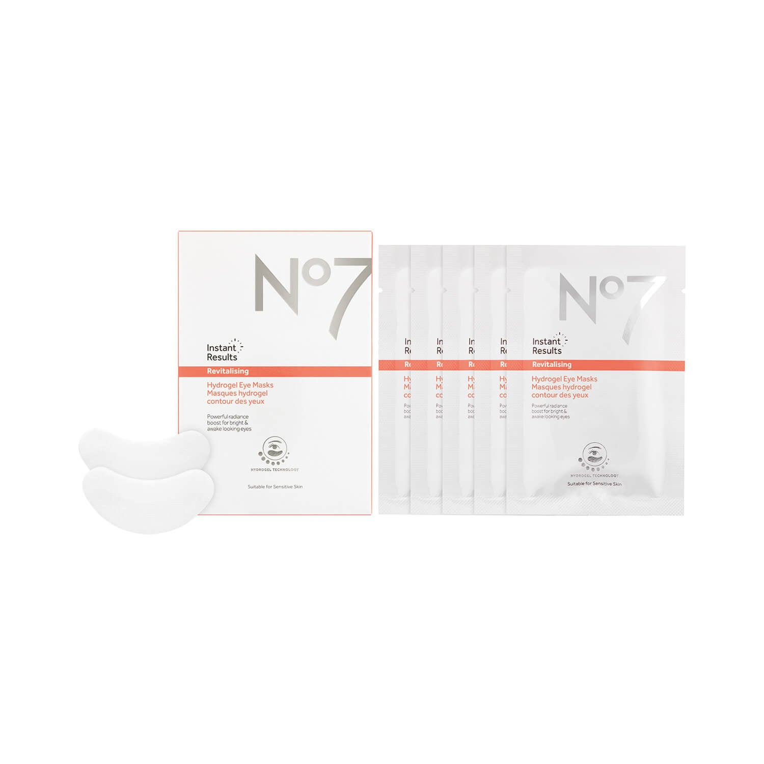 No7 Instant Results Eye Mask
