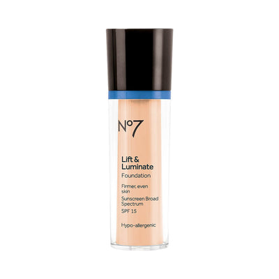 No7 Lift & Luminate Foundation SPF 15 Warm Ivory