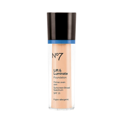 No7 Lift & Luminate Foundation SPF 15 Deeply Beige