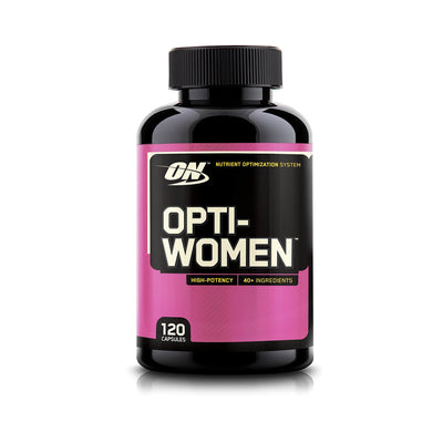 Optimum Nutrition Opti-Women Women's Multivitamin 120 Capsules