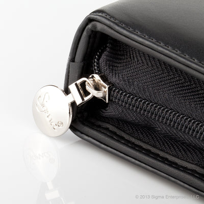 PREMIUM BRUSH CASE - BLACK