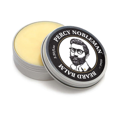 Percy Nobleman Beard Balm 65ml Open