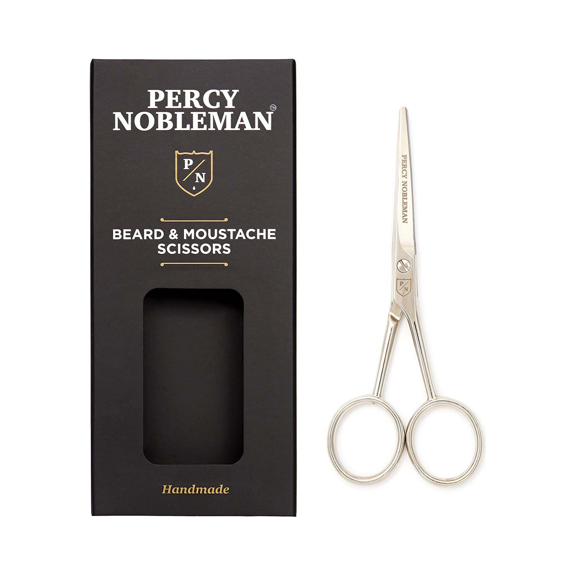 Percy Nobleman Beard Moustache Scissors