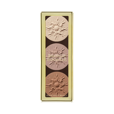 Physicians Formula Bronze Booster Highlight Contour Palette Matte Sculpting Palette