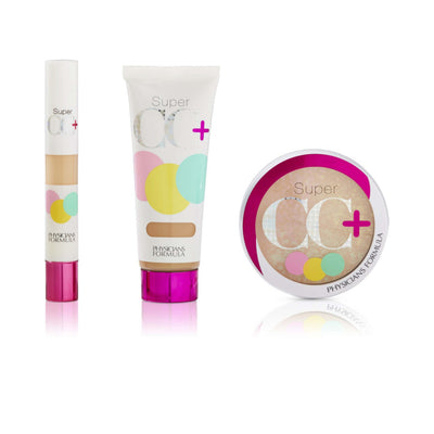 Physicians Formula Complete Correction Super CC Color-Correction Care Makeup Light/Medium