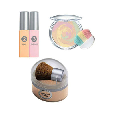 Physicians Formula Mineral Wear Talc-Free Correcting Kit Medium