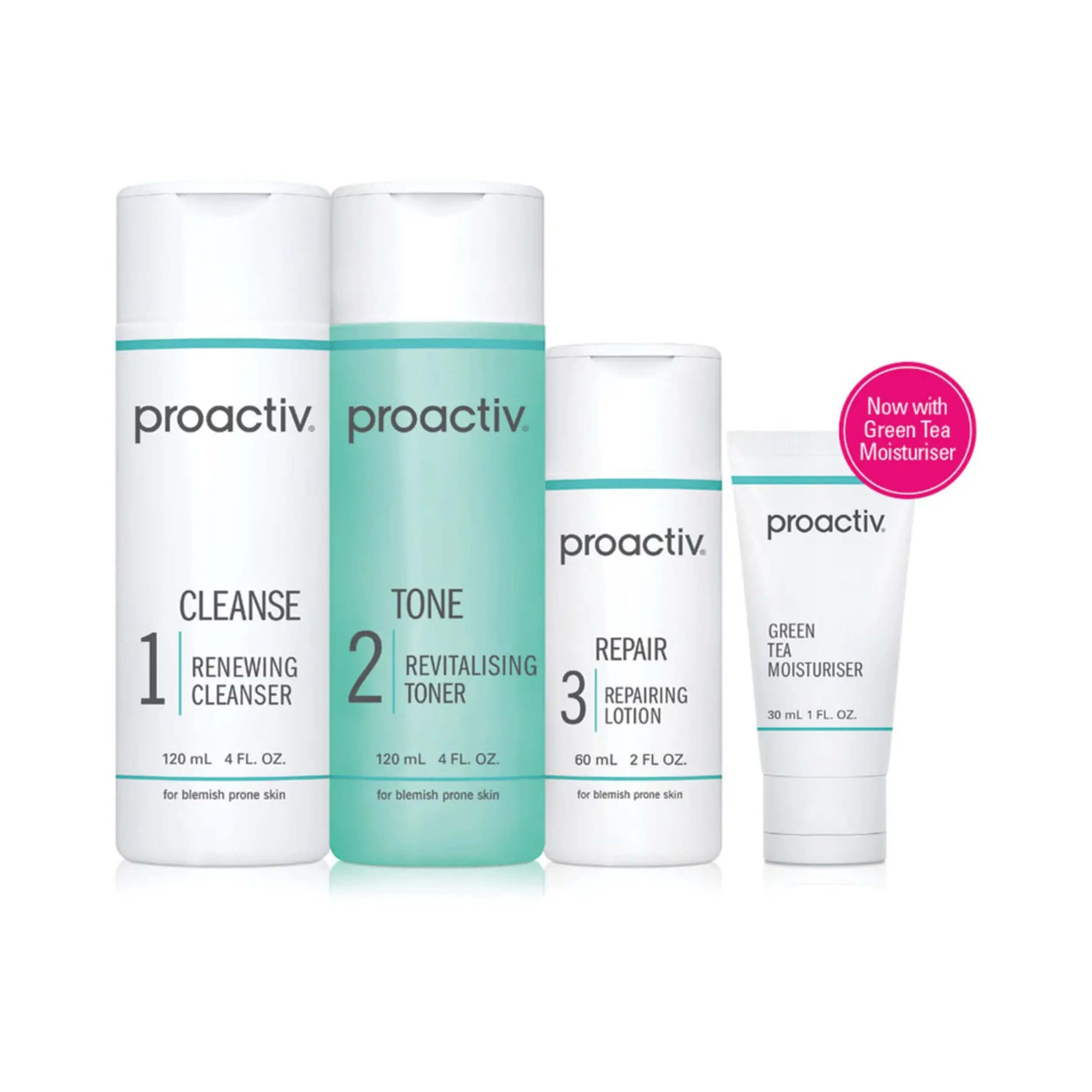 Proactiv Green Tea Moisturising Kit