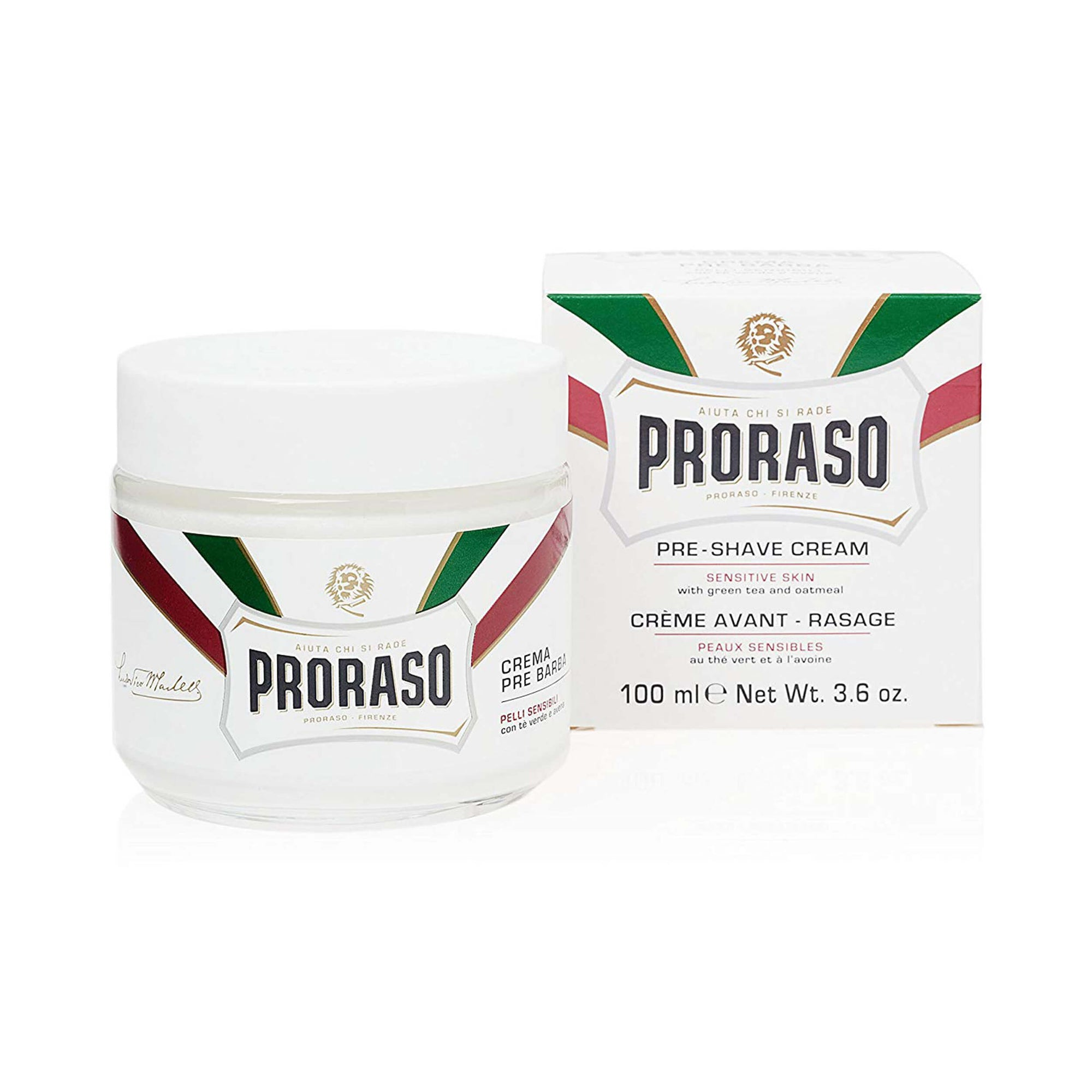 Proraso Pre-Shave Cream Sensitive Skin 100 mL