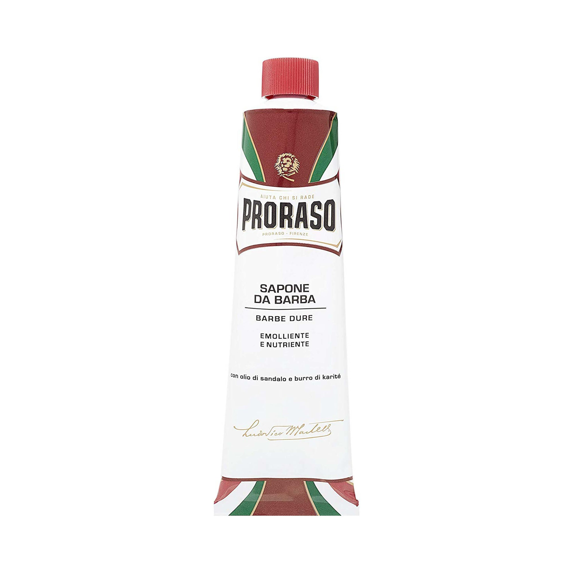 Proraso Shaving Cream Moisturizing and Nourishing 150 mL