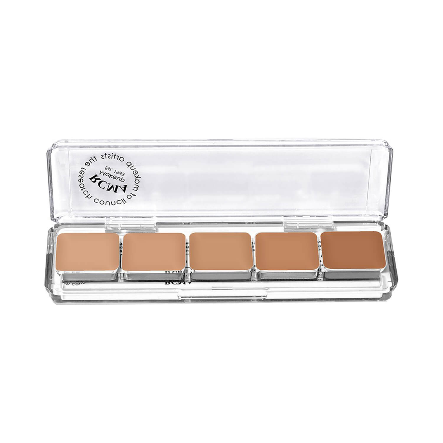 RCMA KO Series 5 Part Palette