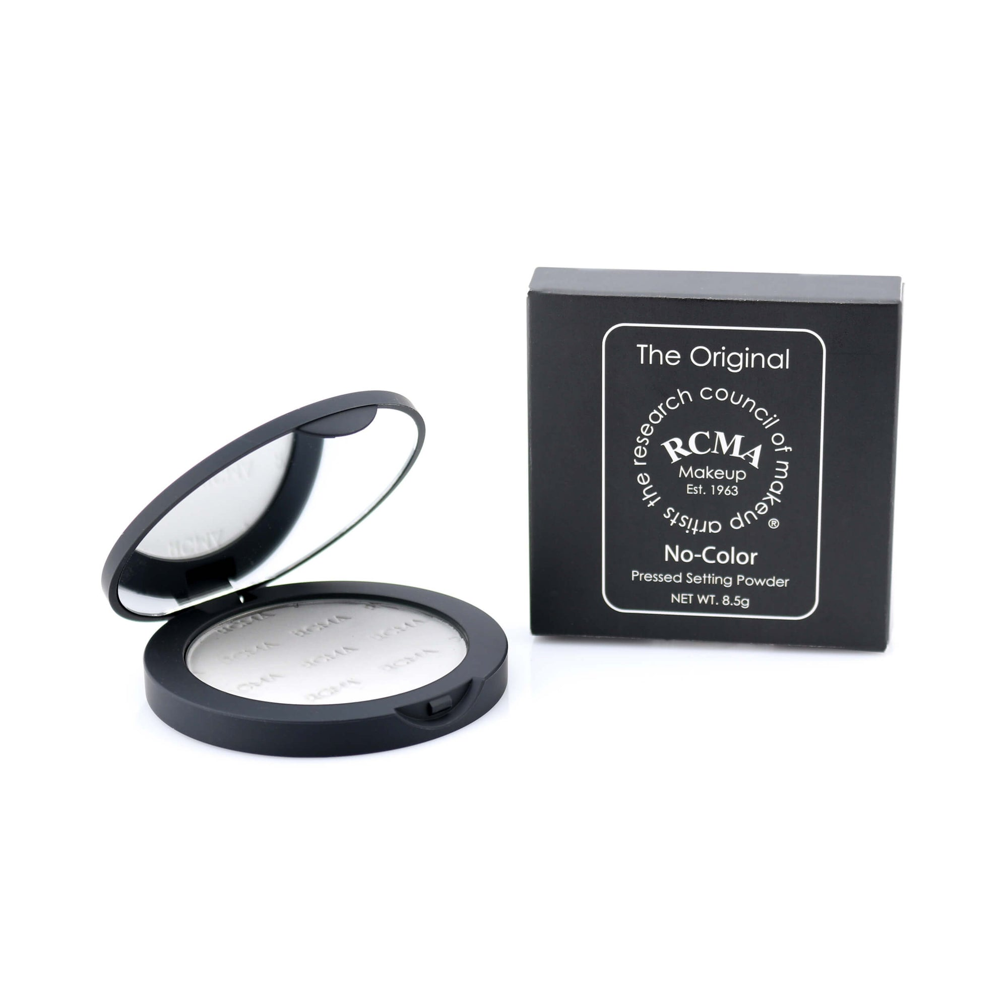 RCMA Makeup No Color Pressed Powder 8.5 g
