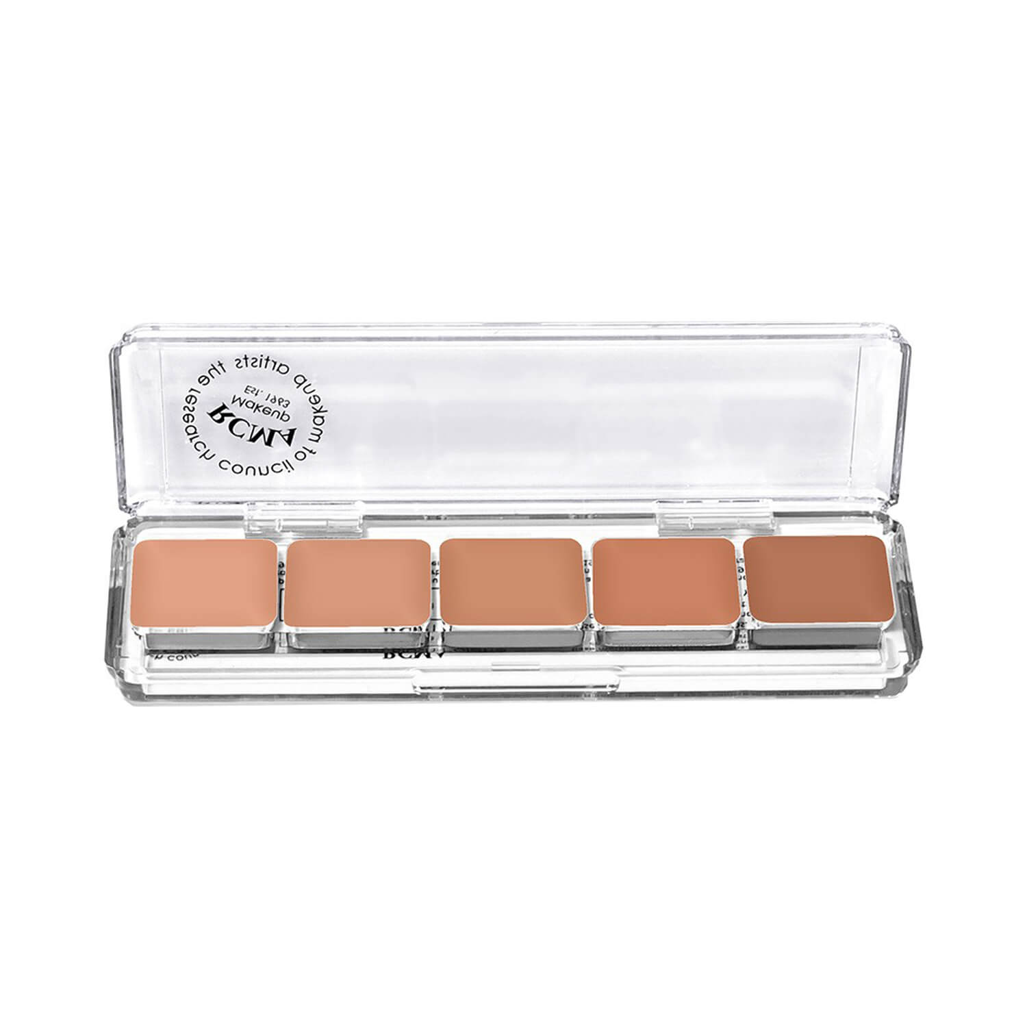 RCMA Olive Series 5 Part Palette