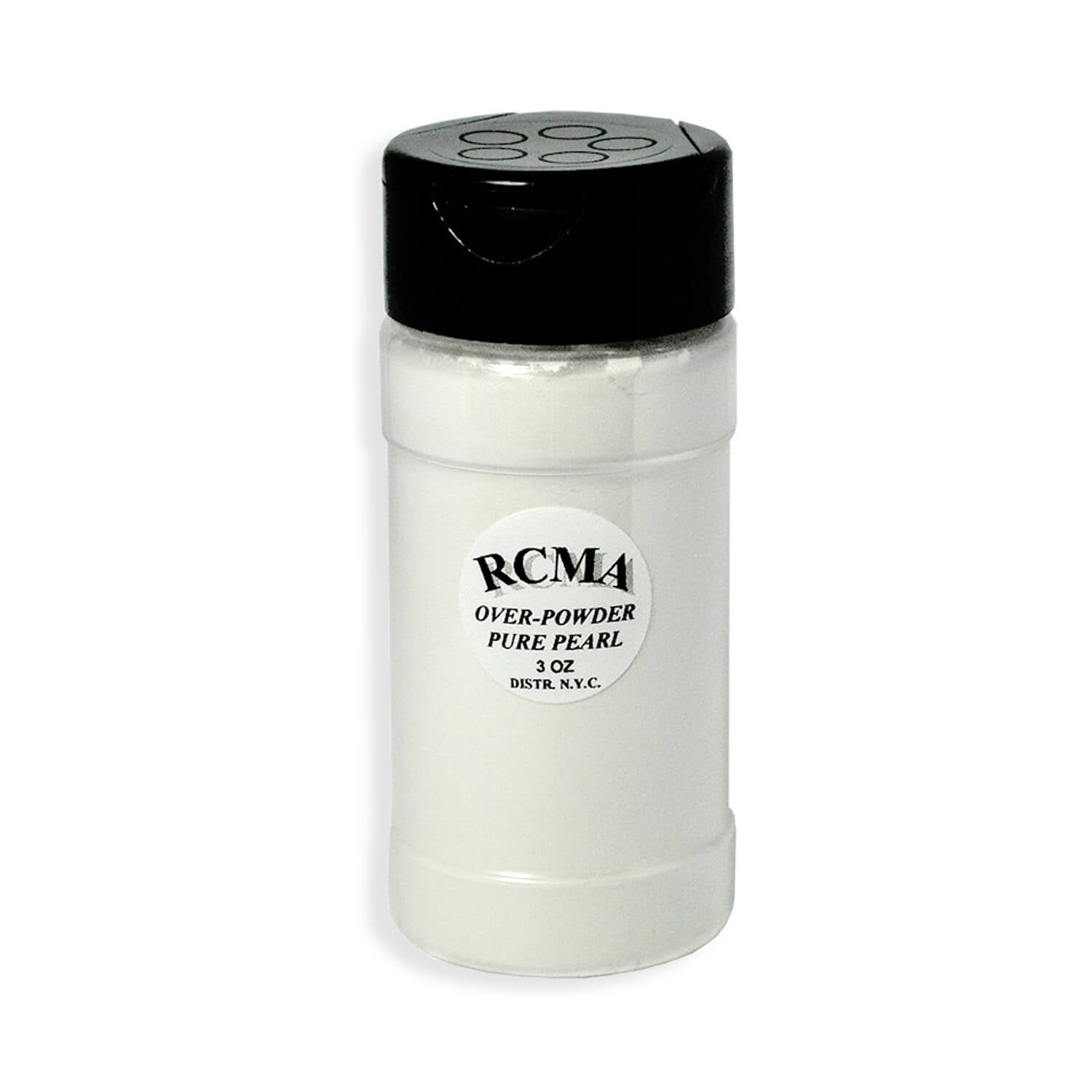 RCMA Over Powder Pure Pearl 3 oz
