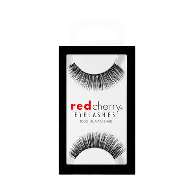 Red Cherry Bentley 218 False Eyelashes Comp