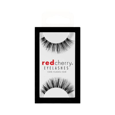 Red Cherry Ivy 415 False Eyelashes Comp