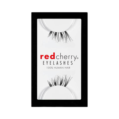 Red Cherry Demi Wispy Accent DS04 False Eyelashes