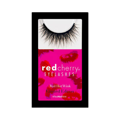 Red Cherry Red Hot Wink The X Effect False Eyelashes Box