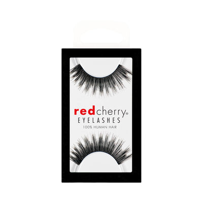 Red Cherry Wellington 5 False Eyelashes Comp