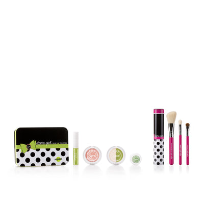 Sigma Girl Color Pop Makeup & Brush Set - So Jaded