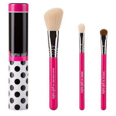 Sigma Beauty - Sigma Girl™ Color Pop Makeup & Brush Set - So Jaded
